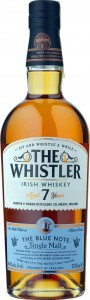 Whisky Whistler Irish 7 YO Blue Note 0,7l