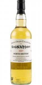 Whisky North British 2007 sig. grain 43% 0,7l