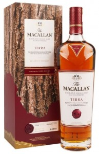 Whisky Macallan Terra 43,8% 0,7 kart