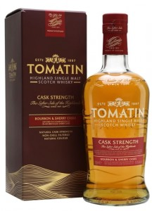 Whisky Tomatin Cask Strength Single Malt 0,7l