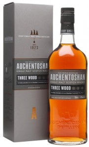 Whisky Auchentoshan Tree Wood 43% 0,7l