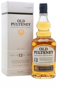 Whisky Old Pulteney 12YO 40% 0,7l