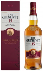 Whisky The Glenlivet 15YO French Oak Res. 40% 0,7l