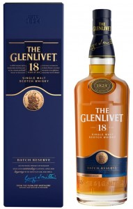 Whisky The Glenlivet 18YO 43% 0,7l