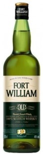 Whisky Fort William 40% 0,7l
