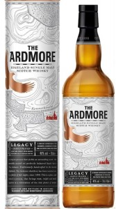 Whisky Ardmore Legacy 0,7 L