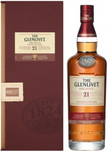 Whisky The Glenlivet 21YO Archive 43% 0,7l