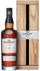 Whisky The Glenlivet 25YO 43% 0,7l