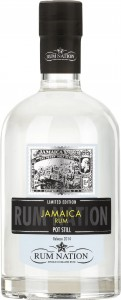 Rum Nation Jamaica White Pot Still 0,7l