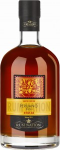 Rum Nation Peruano 8yo 0,7l