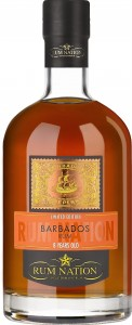 Rum Nation Barbados 10yo 0,7l