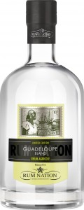Rum Nation Guadeloupe Blanc 0,7l