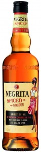 Rum Negrita Spiced Golden 40% 0,7l