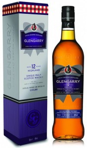 Whisky Glengarry 12yo single Malt Gift Box 0,7l