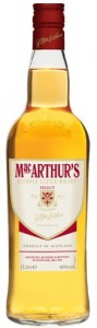 Whisky Macarthur's Blended Scotch 40% 0,7l