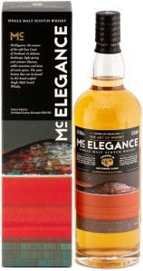 Whisky MC Elegance Sauternes Finish 43,5% 0,7l