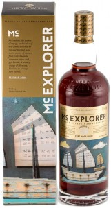 Rum MC Explorer Port Cask 43,5% 0,7l