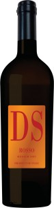 Wino DS Medium Dry Red 0,75L