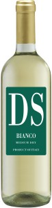 Wino DS Medium Dry White 0,75L
