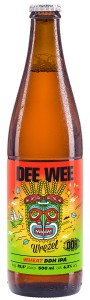 Piwo Wrężel dEE wEE Wheat ddh ipa 0,5 but