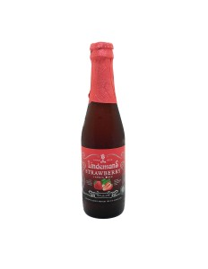 Piwo Lindemans strawberry 0,25L