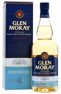 Whisky Glen Moray Elgin Classic Peat 40% 0,7l