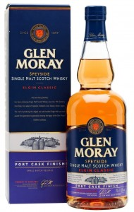 Whisky Glen Moray port 40% 0,7l