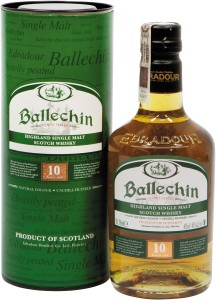 Whisky Ballechin 10 yo 0,7l