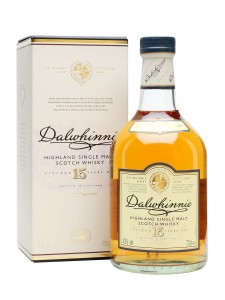 Whisky Dalwhinnie 15Y 43% 0,7l