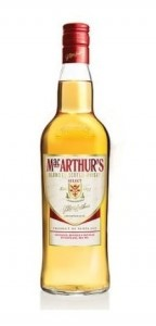 Whisky Macarthur's Blended Scotch 40% 1l