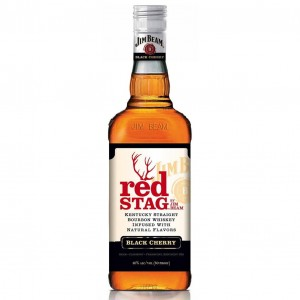 Bourbon Jim Beam Red Stag 40% 0,7l