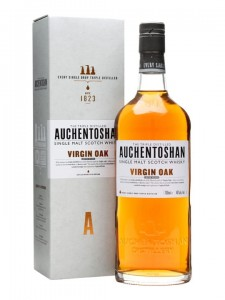 Whisky Auchentoshan Virgin Oak 46% 0,7l