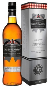 Whisky Glengarry Single Malt Gift Box 0,7l